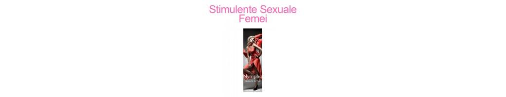 Stimulente Sexuale Femei