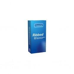 Prezervative Pasante Ribbed 12buc